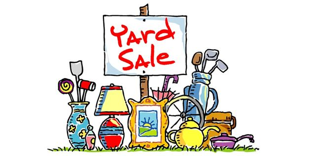Get a Garage Sale & Food Truck Map Here